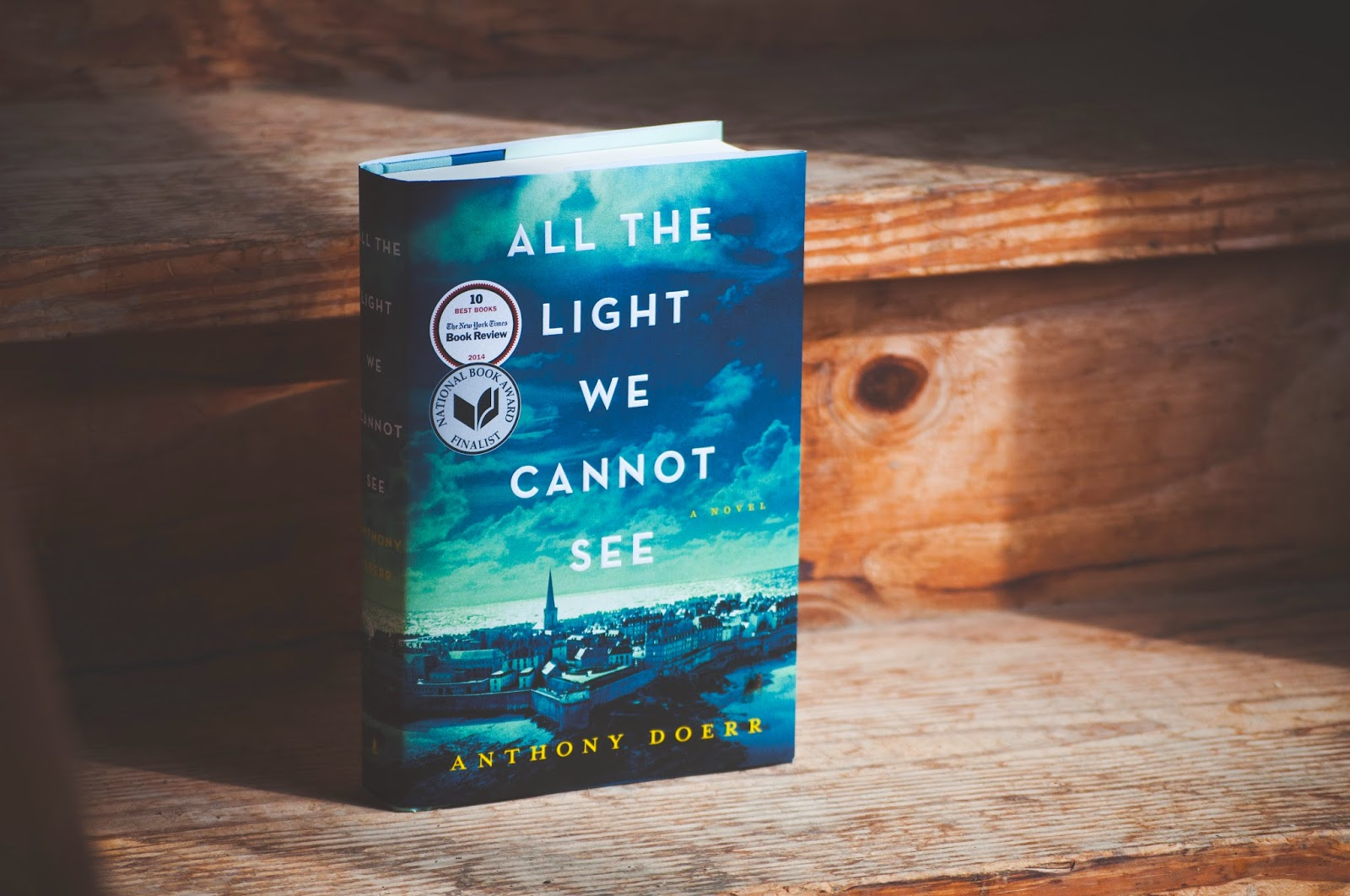 This Month We Will Be Reading All The Light We Cannot See, By Anthony  Doerr. Light Refreshments Will Be Provided By Our Host, Regina Paul.